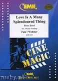Okładka: Fain Sammy, Webster Paul Francis, Love Is A Many Splendoured Thing - BRASS BAND