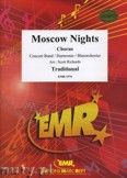 Okładka: Richards Scott, Moscow Nights (Chorus SATB) - Wind Band