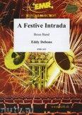 Okładka: Debons Eddy, A Festive Intrada  - BRASS BAND