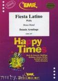 Okładka: Armitage Dennis, Fiesta Latino  - BRASS BAND