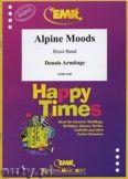 Okładka: Armitage Dennis, Alpine Moods - BRASS BAND