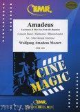Okładka: Mozart Wolfgang Amadeusz, Lacrimosa & Dies Irae (Amadeus) - Wind Band