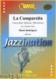 Okładka: Rodriguez Matos, La Cumparsita - Wind Band