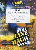 Okładka: Macdermot Galt, Aquarius - Let The Sunshine in (Hair) - Wind Band