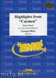 Okładka: Bizet Georges, Highlights From Carmen - BRASS BAND