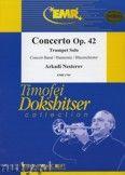 Okładka: Nesterov Arkadi, Concerto Op. 42 - Trumpet