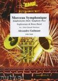 Okładka: Guilmant Alexandre, Morceau Symphonique (Euphonium Solo) - BRASS BAND
