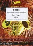 Okładka: Vargas Leon, Focus - Wind Band