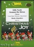 Okładka: Schneiders Hardy, Stille Nacht / Kommet Ihr Hirten (Chorus SATB) - Wind Band