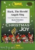 Okładka: Schneiders Hardy, Hark, The Herald Angels Sing - Wind Band