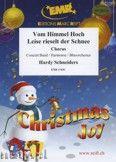 Okładka: Schneiders Hardy, Vom Himmel hoch / Leise rieselt (Chorus SATB) - Wind Band
