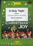 Okładka: Schneiders Hardy, O Holy Night (Chorus SATB) - Wind Band
