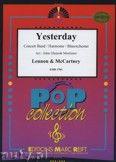 Okładka: Lennon John, Mc Cartney Paul, Yesterday - Wind Band