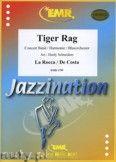 Okładka: La Rocca, De Costa, Tiger Rag - Wind Band