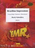 Okładka: Schneiders Hardy, Brazilian Impressions - Wind Band
