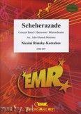 Okładka: Rimski-Korsakow Mikołaj, Scheherazade - Wind Band