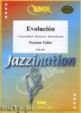 Okładka: Tailor Norman, Evolución - Wind Band
