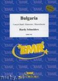 Okładka: Schneiders Hardy, Bulgaria - Wind Band