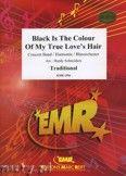Okładka: Schneiders Hardy, Black Is The Colour Of My True Love's Hair - Wind Band