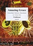 Okładka: Tailor Norman, Amazing Grace - Wind Band