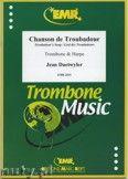 Okładka: Daetwyler Jean, Chanson de Troubadour for Trombone and Harp