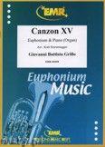 Okładka: Grillo Giovanni Battista, Canzon XV - Euphonium