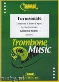 Okładka: Reiche Gottfried, Turmsonate - Trombone