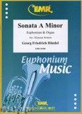 Okładka: Händel George Friedrich, Sonate A-moll - Euphonium