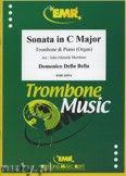 Okładka: Della Bella Domenico, Sonata in C Major - Trombone