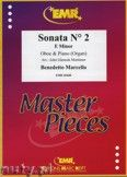 Okładka: Marcello Benedetto, Sonata N° 2 in E minor - Oboe