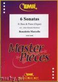 Okładka: Marcello Benedetto, 6 Sonatas - Tuba