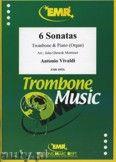 Okładka: Vivaldi Antonio, 6 Sonatas - Trombone