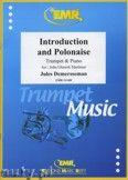 Okładka: Demersseman Jules, Introduction et Polonaise - Trumpet