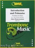 Okładka: Demersseman Jules, Introduction et Polonaise - Trombone