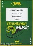 Okładka: Raue Reinhard, Drei Pastelle - Trombone
