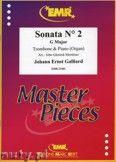 Okładka: Galliard Johann Ernst, Sonata N° 2 in G major - Trombone