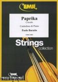 Okładka: Baratto Paolo, Paprika (Csardas) - Orchestra & Strings