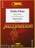 Okładka: Bechet Sydney, Petite Fleur - Horn