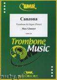 Okładka: Glauser Max, Canzona - Trombone