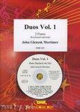 Okładka: Mortimer John Glenesk, Duos Vol. 1 - Flute