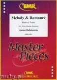 Okładka: Rubinstein Antoni, Melody & Romance - Flute