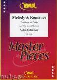 Okładka: Rubinstein Antoni, Melody & Romance - Trombone