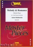 Okładka: Rubinstein Antoni, Melody & Romance - Tuba