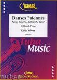 Okładka: Debons Eddy, Danses paiennes - Tuba