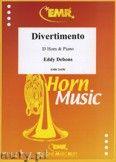 Okładka: Debons Eddy, Divertimento - Horn