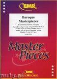 Okładka: Różni, Baroque Masterpieces - CLARINET