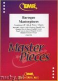 Okładka: Różni, Baroque Masterpieces - Trombone