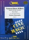 Okładka: Musorgski Modest, Natural Born Killers - BRASS BAND