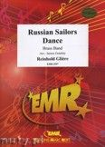 Okładka: Gliere Reinhold, Russian Sailor's Dance - BRASS BAND