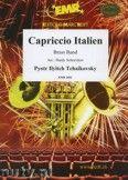 Okładka: Czajkowski Piotr, Capriccio Italien - BRASS BAND